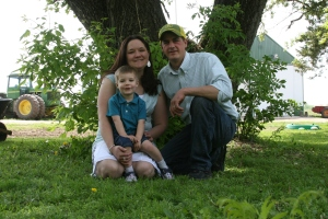 Nathan, Brenda & Everett