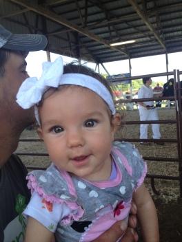 Vivian likes the fair